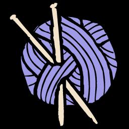 :knitting:
